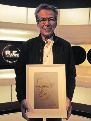 Ragályi Elemér operatőr-legenda portréjával